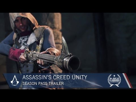 Assassin's Creed Unity: Season Pass | Trailer | Ubisoft [NA]