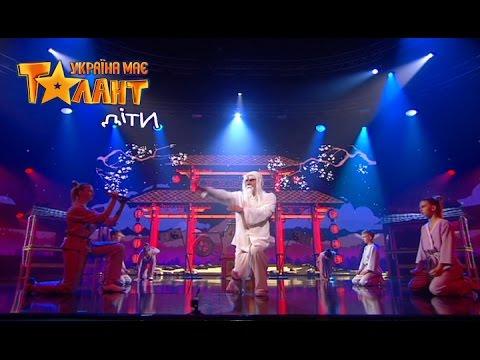 ART WAY - the school of Taekwondo - Ukraine Got Talent 2017 | The Third Semifinal - LIVE