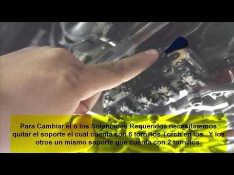 Fallos Transmision Automatica 01M VolksWagen Jetta mk4 2.0