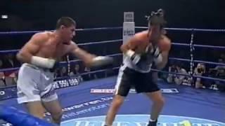 Joe Calzaghe vs Mger Mkrtchyan
