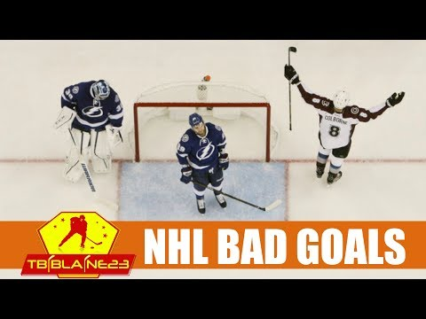 NHL Bad Goals Part 2