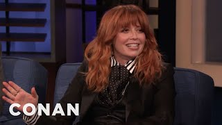 Natasha Lyonne Is Done Shooting Summer Pictures - CONAN on TBS