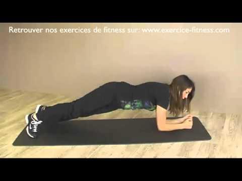 exercice fitness affiner sa taille et perdre ses poignees d 39 amour youtube. Black Bedroom Furniture Sets. Home Design Ideas