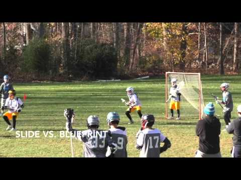 Tony Terraciano Fall lacrosse highlights