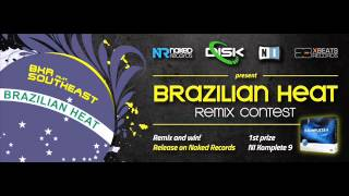 BKR feat. Southeast - Brazilian Heat (Eric the Dancer remix)