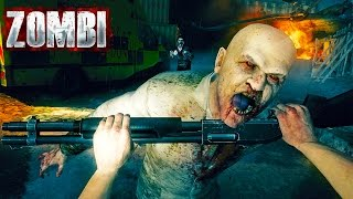 CAN I KILL ALL THE ZOMBIES!? Zombie KILLING TIME! (Zombi Gameplay)