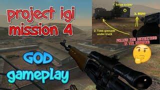 project IGI | mission 4 GOD| Full Gameplay