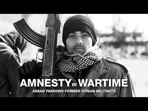 Amnesty in Wartime: Assad pardons former Syrian militants (RT Documentary)