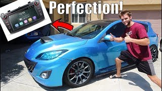 homepage tile video photo for Adding The PERFECT Daily Driver Modification to the Mazdaspeed 3