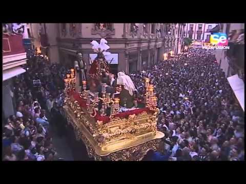 Hermandad de San Esteban por la Cuesta del Rosario 2014 Sevilla