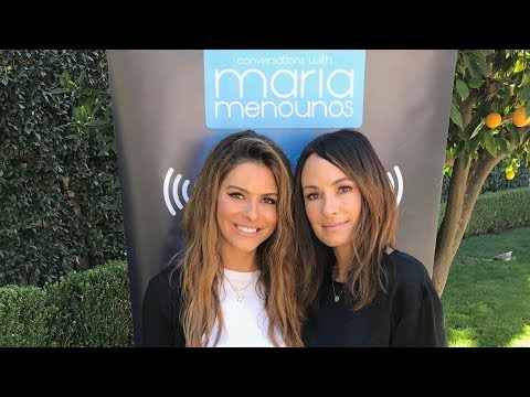 Catt Sadler & Maria Menounos Talk On SiriusXM