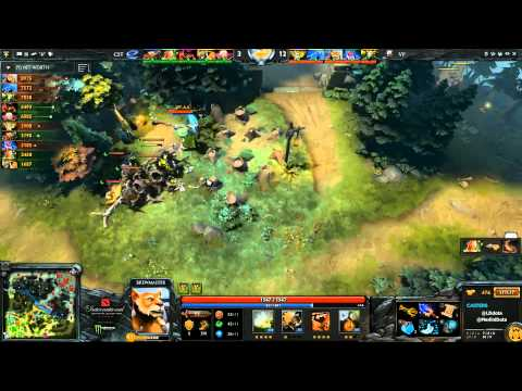 Virtus Pro vs Coast - Game 1 (TI4 Qualifiers - Europe LB Round 1)