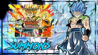 CAN THE DESPAIR ARC FINALLY END!? GOGETA BLUE SUMMONS | DRAGON BALL Z DOKKAN BATTLE