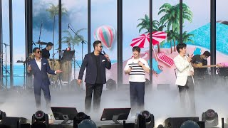 god(지오디) 'GS25 Music & Beach Festival 2021' Behind Cut