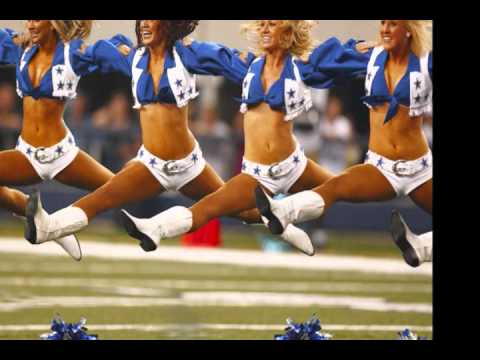 Dallas Cowboy Cheerleaders   Are you ready for this  Music
