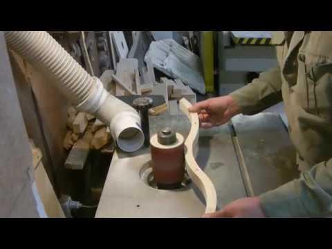 Шлифовальный барабан из остатков фанеры: быстро и просто