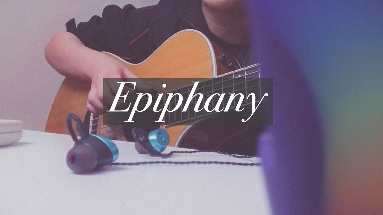 After 1 Hour Of Epiphany On Guitar Chords Description Box
