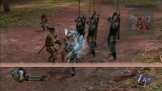 Samurai Warriors 2 Xbox 360 Gameplay - Motochika (HD)