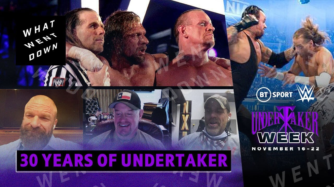 The Undertaker retires after 30-year WWE career