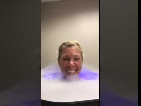 Cryotherapy is Colder Than....!