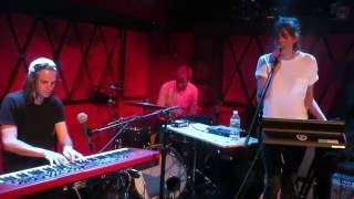 Charlotte Cardin. Rockwood Music Hall, NYC 10/04/2016