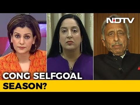 """Chaiwala"" To ""Neech"": Mani Shankar Aiyar Does It Again"