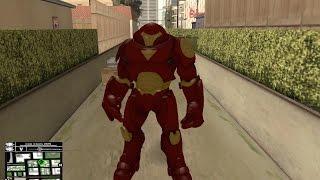 GTA SA   Classic Hulkbuster   SKIN
