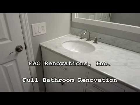 Bathroom Renovations Youtube trisha bathroom renovation - youtube