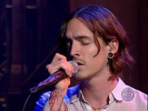 IncubusTalk Shows On Mute (Live @ Letterman)