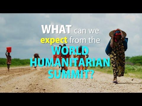DevExplains: The World Humanitarian Summit