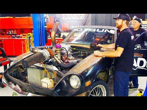 """Frankenstein"" Cars - A Motor Trend Halloween"