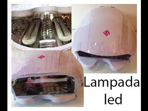 review: lampada dual uv/led per ricostruzione e semipermanente
