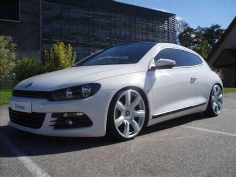 """VW Scirocco R >> SCIROCCO 19"""" IROC..modif..20"""" BENTLEY !! (partie 4) - YouTube"""
