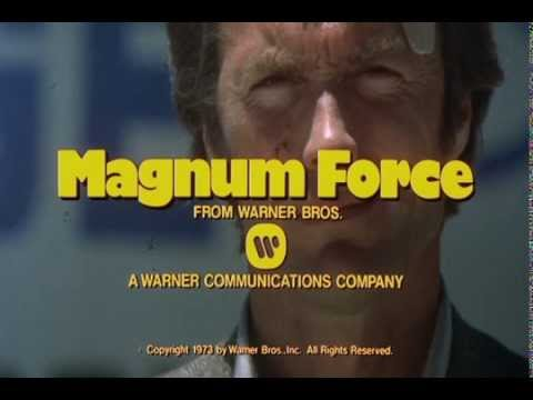 Magnum Force - Theatrical Trailer