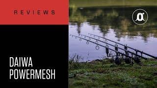 CARPologyTV - Daiwa Powermesh Rods Review