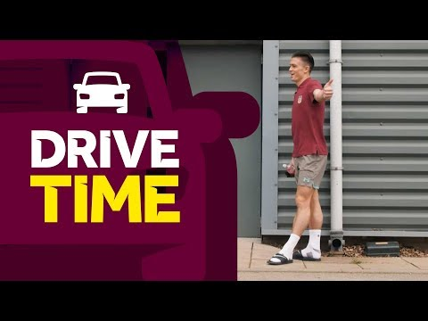 Drive Time: Jack Grealish