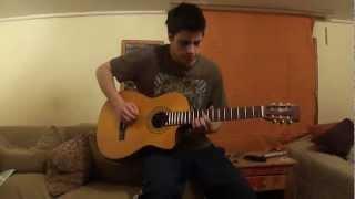 Aqueous transmission (guitar cover)