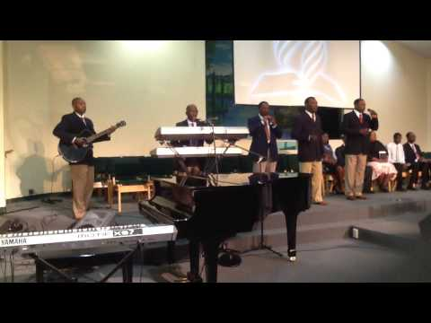 The Group Inspiration - Performs At Bethel SDA Church in Orlando, FL (Part 1)