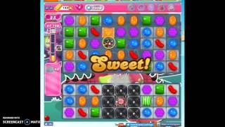 Candy Crush Level 1510 help w/audio tips, hints, tricks