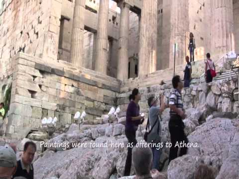 Acropolis - Athens - Greece - Part 2 of 3 - HD