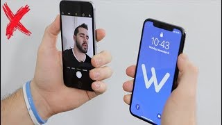 Unboxing The iPhone X