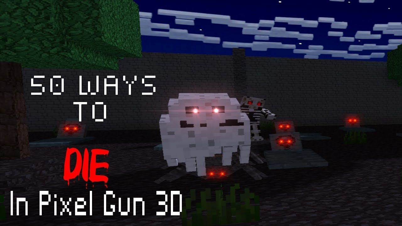 50-ways-to-die-in-pixel-gun-3d-summer-edition-part-2