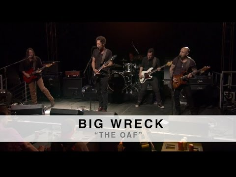 Big Wreck - The Oaf (LIVE at the Suhr Factory Party 2015)