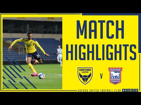 Oxford Utd Ipswich Goals And Highlights