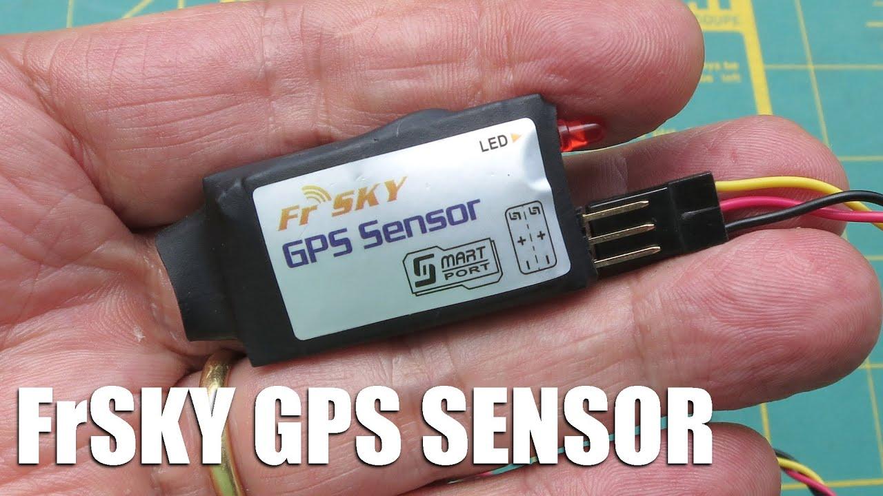 FrSky GPS Sensor Review | Horus Hobby
