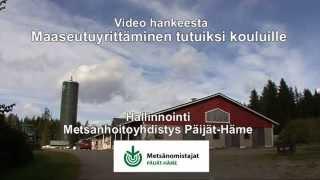 Hartolan 8-luokkalaisten maatilavierailu Kivelään