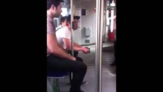 Fahrscheinkontrolleur dreht durch - Deutsche Bahn  außer Kontrolle