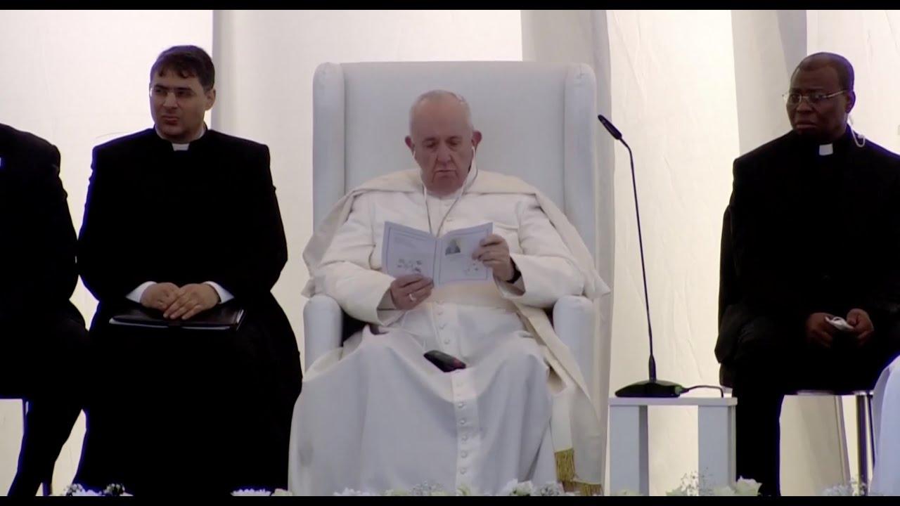 البابا فرنسيس في الموصل .. آخر رحلاته في العراق  - نشر قبل 3 ساعة