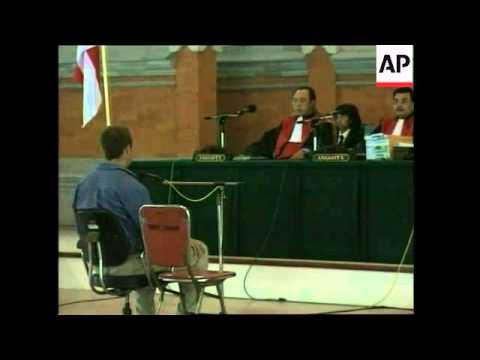 Second defendant appears, Australian testifies