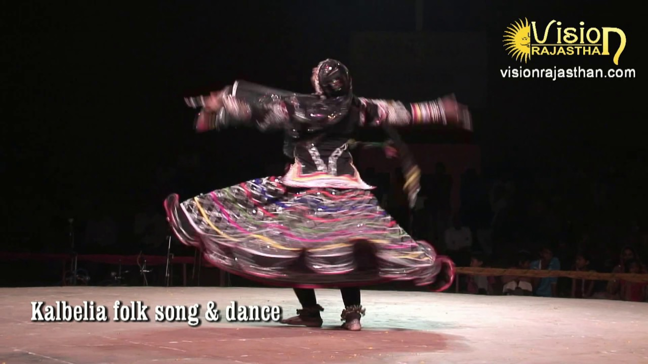 Kalbelia song and dance (Kalbelia Dance from Rajasthan)